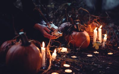 Samhain -Some History Of Halloween